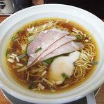 拉麺うえ竹 - 鶏SOBA醤油