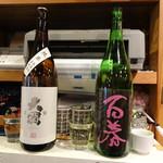 酒ノみつや - 初めて飲みましたが、なかなか美味い日本酒