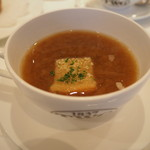 ティーダブリュージー ティー - 本日のスープ