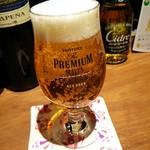 異酒屋 桝家 - 生ビール