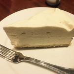 ハーブス - レアチーズケーキ 600円