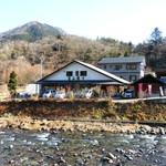与里道 - 道の駅からの眺め