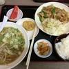豊龍園 - 料理写真:「生姜焼肉定食」(980円)