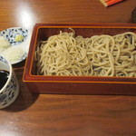 60958300 - 「二色蕎麦」(1,100円)