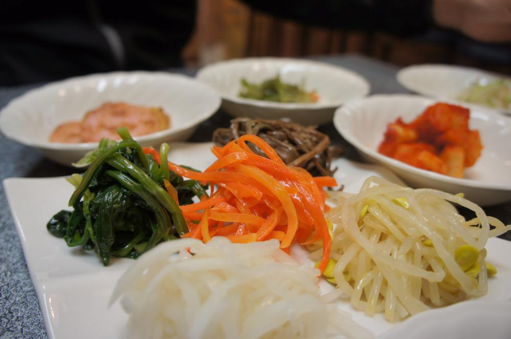 韓国家庭料理 イモネ