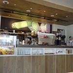 METoA Cafe & Kitchen - (2016/11月)店内キッチン