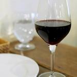 ピッツァリーヴァ - 赤ワイン