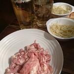 焼肉居酒屋 くまみちゃん  - 2016年12月