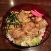 おんどり家 - 料理写真:【豚バラ丼・塩…800円】♫2016/12