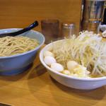 60962982 - つけ麺¥880 うずら¥100