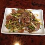 中華料理 嘉宴 - 砂肝和え