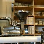 トットリ コーヒー ロースター - 焙煎機