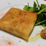 チリエージョ - テリーヌのカリカリ焼