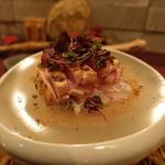 炭火焼鳥コクレ - ☆鶏ももたたき(●^o^●)☆