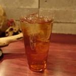 炭火焼鳥コクレ - ☆烏龍茶で乾杯です(^^ゞ☆
