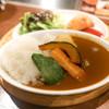 天馬咖喱 - 料理写真:野菜カレー