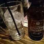 居酒屋 藤作  - ホッピー。