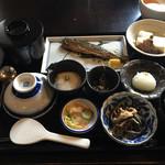 レストラン バイプレーン - 料理写真:私は和食