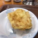 60969933 - 高野豆腐の天ぷらが初めてで美味しい