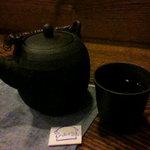 ひめの家 - ジャスミン茶(420円)