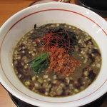 ロンファン - 黒坦々麺850円