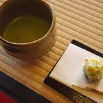 二の丸茶室 - 料理写真: