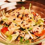 侑久上海 - 『十穀米サラダ』様(勝手に命名)