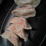Gyouzanoantei - 安亭の焼餃子