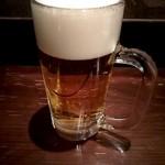 小樽 ニュー三幸 - ビール