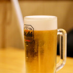 名物トンマキ じゅんご - 生ビール