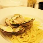 60973448 - スパゲッティ 小蛤と青唐辛子のボンゴレ