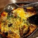 60975635 - 茄子のミートチーズ焼き