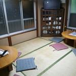 南部鉄酒場 豚バルBYO - 2階の和室