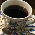 自家焙煎珈琲庵 - 本日のおすすめコーヒーはグアテマラ