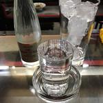 久村の酒場 - 焼酎25度+炭酸