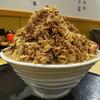階杉 - 料理写真:杉二郎、麺3玉、肉ダブル増し、野菜ダブル増し(2017年1月7日)