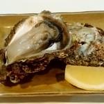 喰処 北洲 - 北洲@川反(秋田) 岩牡蠣