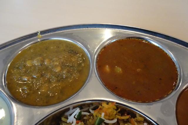 カフェと印度家庭料理 レカ 葛西本店 - 野菜と豆のザブジ