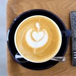 OPEN DOOR COFFEE - ドリンク写真:カプチーノ