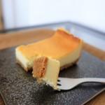 OPEN DOOR COFFEE - チーズケーキ