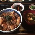 60979753 - たこ天丼定食