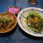 亜瑪羅亭 - サラダ