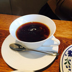 シェ クープル - あたり前ですが、当然コーヒーも美味い(^ν^)