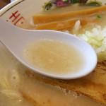 べんけい - 2017年1月 スープ