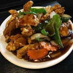 逸品火鍋 - 黒酢酢豚