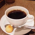 メゾンカイザー - ホットコーヒー