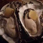 beber - 岩手県山田湾産の真牡蛎