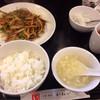 中華・飲茶 かねい - 料理写真:青椒肉絲定食¥1050