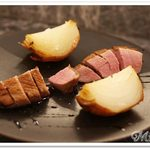 Baruavamparutaje - ハンガリー産鴨胸肉のロースト バニュルスのソース