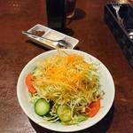 テキサス - セットのサラダ